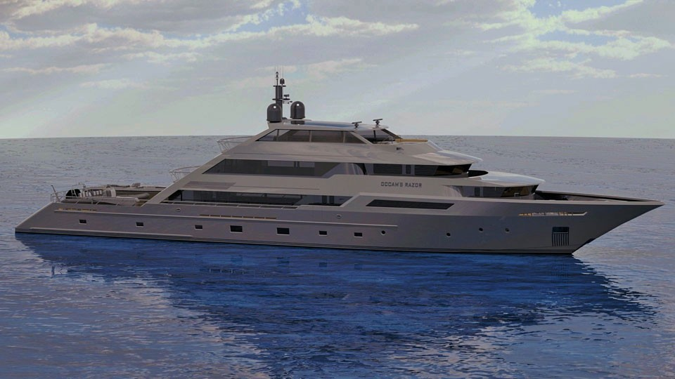 52 Meter Yacht for sale