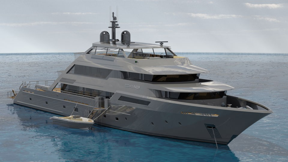 52 Meter luxury yacht for sale