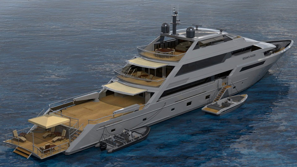 Luxury 52 Meter Yacht for sale