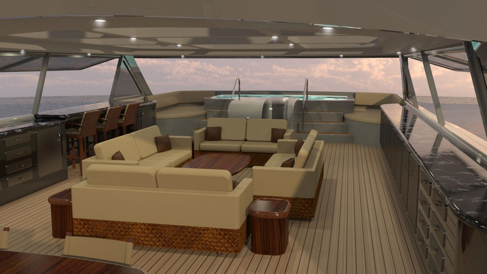 New 52 Meter Yacht for sale